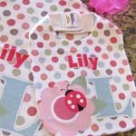 Personalized Baby Bibs and burp cloths