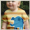 Personalized Toddler Tees and t-shirts