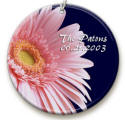 personalized Big Daisy ornament