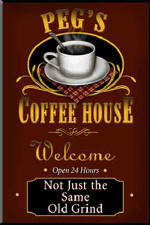 Coffee House Sign